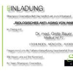 Infoabend: Biologisches Anti-Aging von innen & aussen!